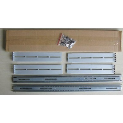 Pair of 500mm Telescopic Slide for Rack Chassis - Techly - I-CASE STF-P4HX-2