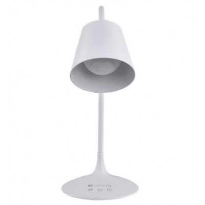 Vintage LED Table Lamp White Class A - Techly - I-LAMP-DSK4-2