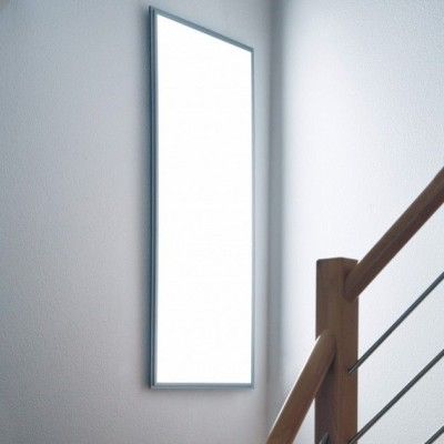 Pannello Luminoso a LED Basic 30x60cm 22W Bianco Neutro A+ - Techly - I-LED-P36-B422WA-5