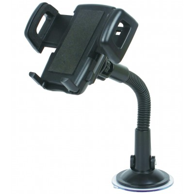 Car Sucker Stand Support for Smartphone - Techly - I-SMART-VENT-1