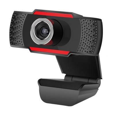 Webcam USB 720p - Techly - I-WEBCAM-70T-2