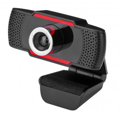 Webcam USB 720p - Techly - I-WEBCAM-70T-4