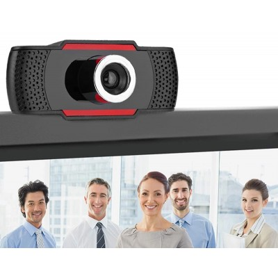 Webcam USB 720p - Techly - I-WEBCAM-70T-6