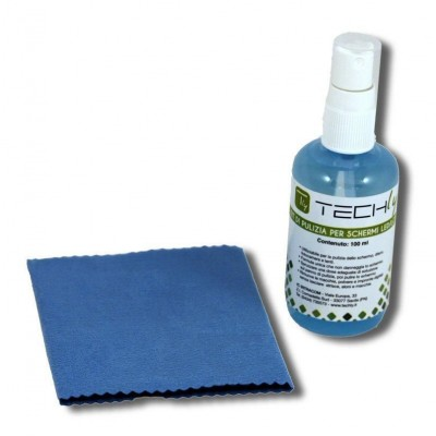 Cleaning Kit for LCD Screens 100 ml - Techly - IAS-LCD100-0