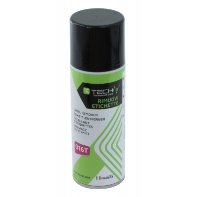 Label Remover 200ml - Techly - ICA-CA 016T-1