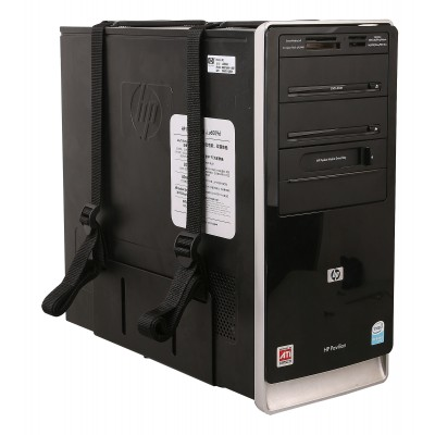 PC holder for desk side board and wall mount  - Techly - ICA-CS 62-4
