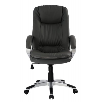 Padded Directional Armchair with Armrests, Black - Techly - ICA-CT 028BK-1