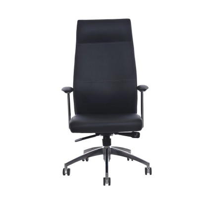Executive Armchair with Armrests, Black  - Techly - ICA-CT 051BK-1
