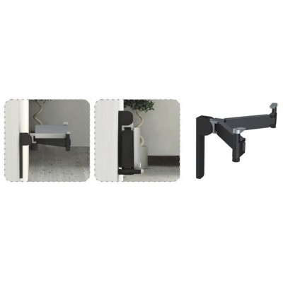 Universal Wall Support for Audio / Video Devices - Techly - ICA-DRS 501-5