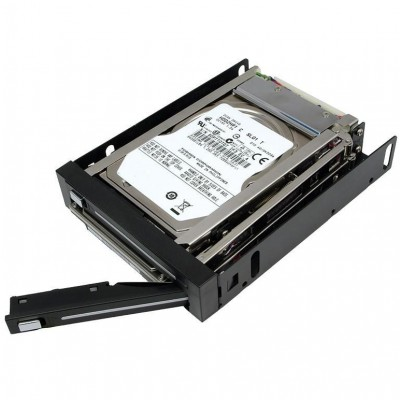 """Removable Drawer for 2 SATA HDD 2.5"""" - Techly - ICA-FF 2-25TY-3"""