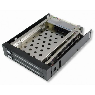 """Removable Drawer for 2 SATA HDD 2.5"""" - Techly - ICA-FF 2-25TY-1"""
