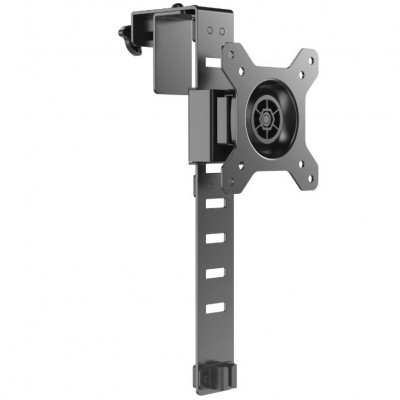 Cubicle Hanging Monitor Mount - Techly - ICA-LCD 10-0