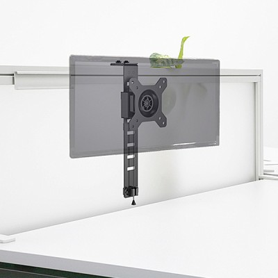Cubicle Hanging Monitor Mount - Techly - ICA-LCD 10-1