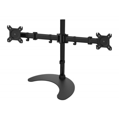 Desk Stand for 2 Monitor 13-27\