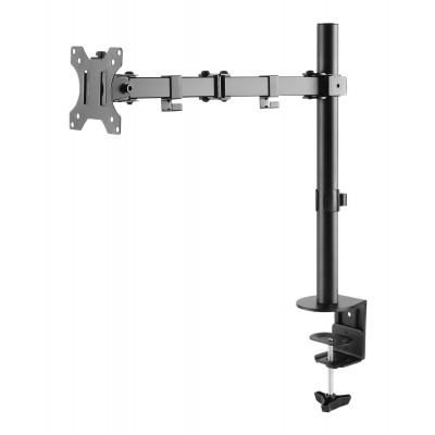"""Desk monitor arm for monitor 13-32"""" - Techly - ICA-LCD 503BK-2"""