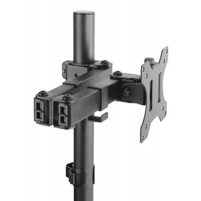 """Desk monitor arm for monitor 13-32"""" - Techly - ICA-LCD 503BK-3"""