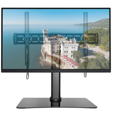 """Slim Universal Table Mount for LCD LED TV 32-55"""" - Techly - ICA-LCD S311L-3"""