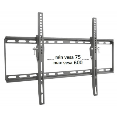 "Fixed Wall Bracket LED TV LCD 40-65"" - Techly - ICA-PLB 161L-2"