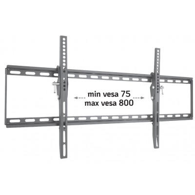 "Fixed Wall Bracket LCD LED TV 42-80"" - Techly - ICA-PLB 161XL-2"