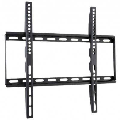 "Fixed Slim Wall Mount LED TV LCD 23-55"" Black - Techly - ICA-PLB 162M-1"