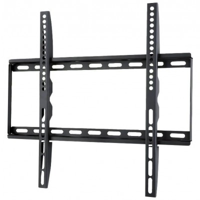 "Fixed Slim Wall Mount LED TV LCD 23-55"" Black - Techly - ICA-PLB 162M-2"