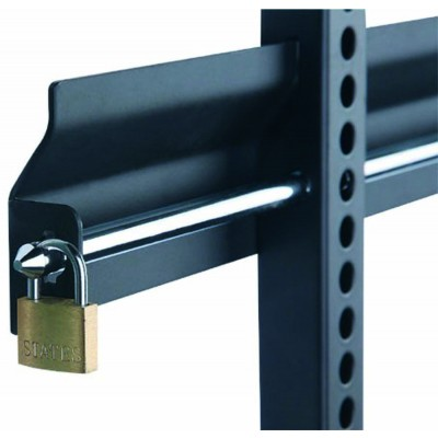 Padlock for  Wall Brackets Security Systems - Techly - ICA-PLB LOCK-1