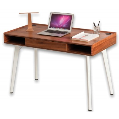Computer Desk Compact size  - Techly - ICA-TB 3575-1