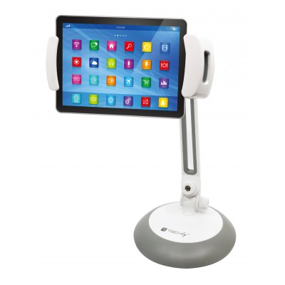 "Universal Desktop Stand for Smartphone and Tablet up to 10"" - Techly - ICA-TBL 165-1"