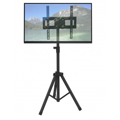 """Universal Floor Tripod Stand for 17-60"""" TV - Techly - ICA-TR17T2-1"""