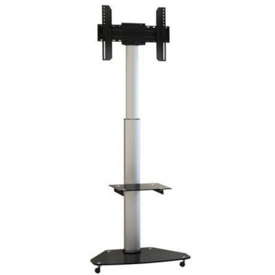 """37""""-70"""" Floor Stand with Shelf LCD / LED / Plasma - Techly - ICA-TR3-5"""
