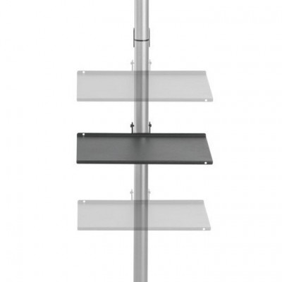 "Floor-to-Ceiling Stand for LCD TV/LED/Plasma 37-70"" - Techly - ICA-TR32-4"