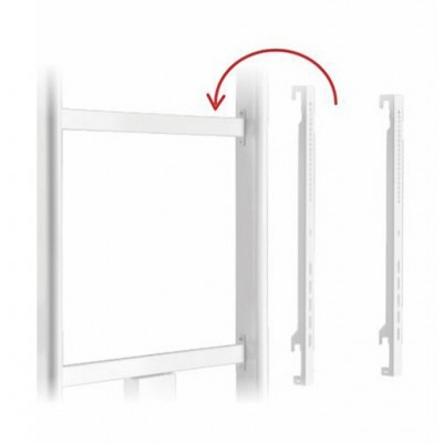 """Floor Stand for LCD/LED/Plasma TV 45-55"""" - Techly Np - ICA-TR34-7"""