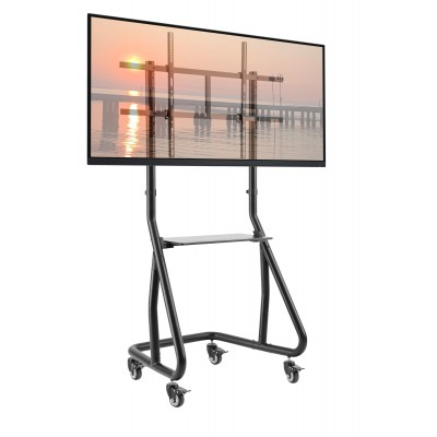 Trolley Floor Support for TV from 60'' to 105'' - Techly - ICA-TR38-1