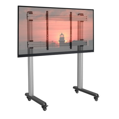 "Mobile Floor Trolley for LCD/LED/Plasma TV 70-120"" - Techly Np - ICA-TR43-2"