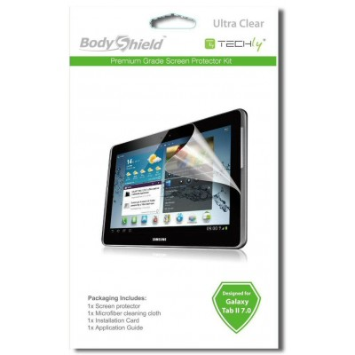"Screen Protector for Samsung Galaxy Tab2 7"" Ultra Clear - Techly - ICA-DCP 816-0"