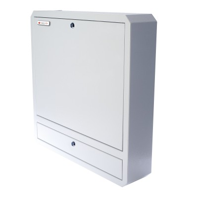 Security Box for Notebooks and Lim's accessories White RAL9016 - Techly Professional - ICRLIM01W2-3