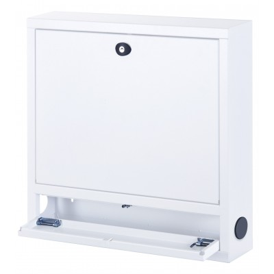 Security Box for Notebooks and Lim's accessories Basic White RAL 9016 - Techly Professional - ICRLIM04W2-0