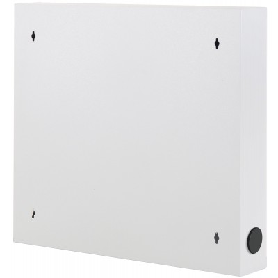 Security Box for Notebooks and Lim's accessories Basic White RAL 9016 - Techly Professional - ICRLIM04W2-4