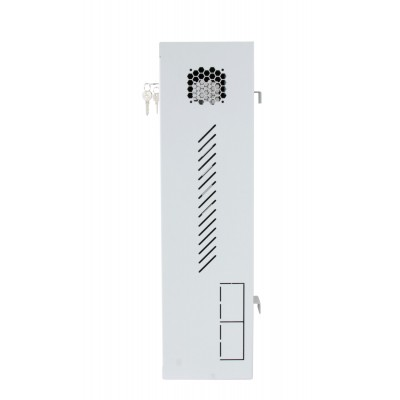 Security box for DVR and video surveillance systems White - Techly Professional - ICRLIM08W-10