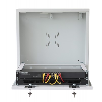 Security box for DVR and video surveillance systems Reconditioned - Techly Professional - ICRLIM08W2R-14