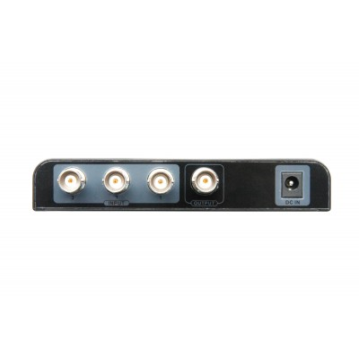 3X1 SDI Switcher - Techly Np - IDATA SDI-31-3
