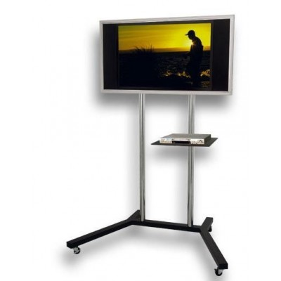 Mobili Porta Plasma.32 60 Floor Stand With Shelf Cart Lcd Led Plasma Tv