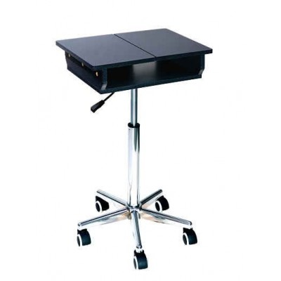 Black Desk for Notebook - Techly - ICA-TB LT006-2