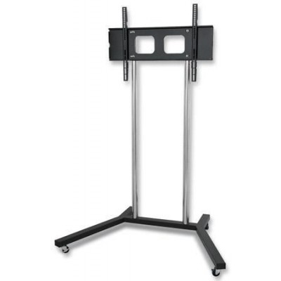 "32""-60"" Floor Stand with Trolley for LCD / LED / Plasma TV - Techly - ICA-TR1-1"