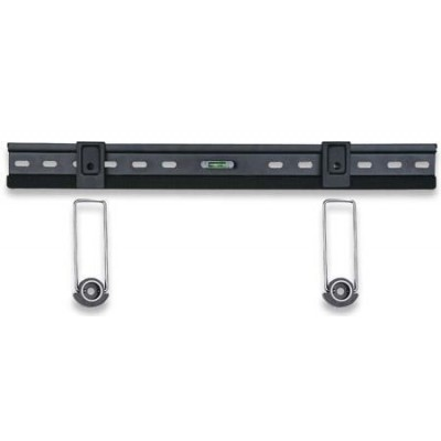 "32""-60"" Ultra Slim Wall Bracket for LED LCD TV Fixed - Techly - ICA-PLB 129B-1"