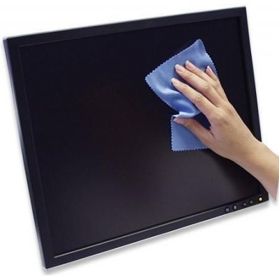Cleaning Kit - Microfiber Cloth - Techly - IAS-HL 412-1
