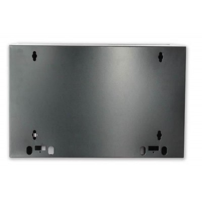 "Wall Rack Cabinet 19"" 9 units D450 to Assemble Black - Techly Professional - I-CASE FP-2009BKTY-6"