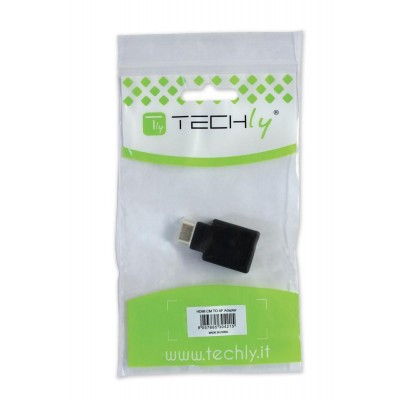 HDMI to Mini HDMI Type C F / M Adapter - Techly - IADAP HDMI-MC-1