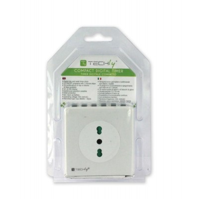 Digital Compact Timer - Techly - IWP-ADP-TM4-1