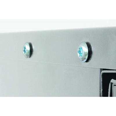 """Wall Rack Cabinet 19"""" 6U D320 Grey to Assemble - Techly Professional - I-CASE FP-1006G32-4"""